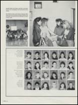 1990 Alma High School Yearbook Page 124 & 125