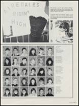 1990 Alma High School Yearbook Page 126 & 127
