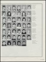 1990 Alma High School Yearbook Page 128 & 129