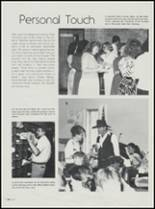 1990 Alma High School Yearbook Page 132 & 133
