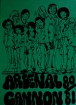 1981 Yearbook Arsenal Technical High School 716