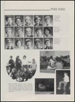 1984 Drummond High School Yearbook Page 20 & 21