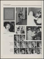 1984 Drummond High School Yearbook Page 22 & 23
