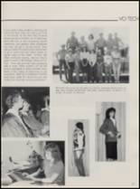 1984 Drummond High School Yearbook Page 30 & 31