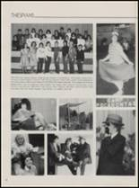 1984 Drummond High School Yearbook Page 34 & 35