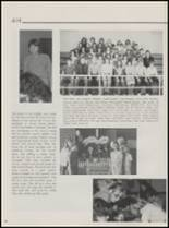 1984 Drummond High School Yearbook Page 38 & 39