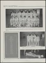 1984 Drummond High School Yearbook Page 42 & 43