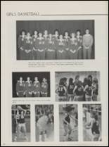 1984 Drummond High School Yearbook Page 44 & 45