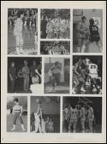 1984 Drummond High School Yearbook Page 48 & 49