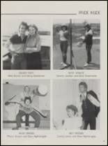 1984 Drummond High School Yearbook Page 52 & 53