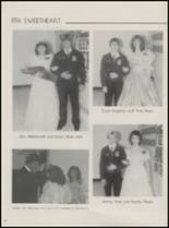 1984 Drummond High School Yearbook Page 56 & 57