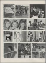 1984 Drummond High School Yearbook Page 58 & 59