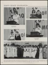 1984 Drummond High School Yearbook Page 70 & 71