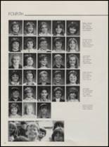 1984 Drummond High School Yearbook Page 74 & 75
