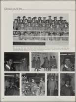 1984 Drummond High School Yearbook Page 84 & 85