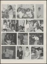 1984 Drummond High School Yearbook Page 98 & 99