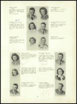 1948 Ottawa Township High School Yearbook Page 20 & 21