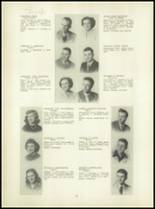 1948 Ottawa Township High School Yearbook Page 26 & 27
