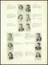 1948 Ottawa Township High School Yearbook Page 28 & 29