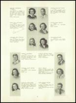 1948 Ottawa Township High School Yearbook Page 34 & 35