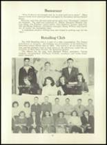1948 Ottawa Township High School Yearbook Page 90 & 91