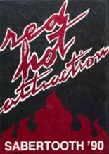1990 Yearbook Blountstown High School