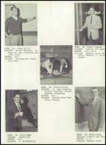 1958 Elmore High School Yearbook Page 10 & 11