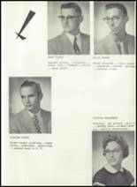 1958 Elmore High School Yearbook Page 14 & 15