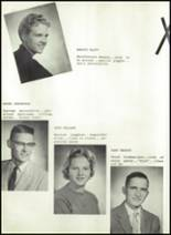 1958 Elmore High School Yearbook Page 16 & 17