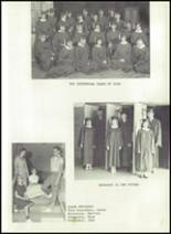 1958 Elmore High School Yearbook Page 20 & 21