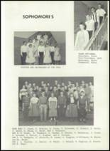 1958 Elmore High School Yearbook Page 24 & 25