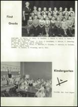 1958 Elmore High School Yearbook Page 32 & 33