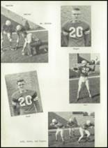 1958 Elmore High School Yearbook Page 34 & 35