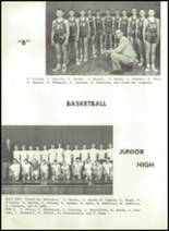 1958 Elmore High School Yearbook Page 38 & 39