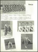 1958 Elmore High School Yearbook Page 40 & 41