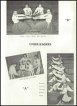 1958 Elmore High School Yearbook Page 42 & 43