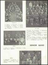 1958 Elmore High School Yearbook Page 44 & 45