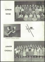 1958 Elmore High School Yearbook Page 46 & 47