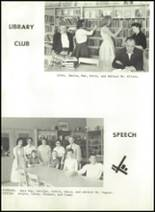 1958 Elmore High School Yearbook Page 50 & 51