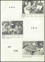 1958 Elmore High School Yearbook Page 54 & 55