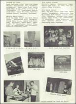 1958 Elmore High School Yearbook Page 56 & 57