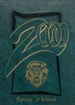 2000 Yearbook Bremen High School