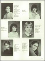 1986 Minooka High School Yearbook Page 44 & 45