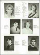 1986 Minooka High School Yearbook Page 50 & 51