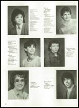 1986 Minooka High School Yearbook Page 52 & 53