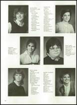 1986 Minooka High School Yearbook Page 54 & 55