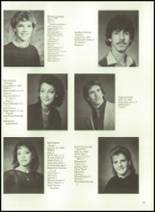 1986 Minooka High School Yearbook Page 56 & 57