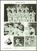 1986 Minooka High School Yearbook Page 74 & 75