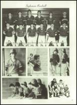 1986 Minooka High School Yearbook Page 76 & 77
