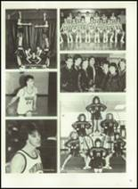 1986 Minooka High School Yearbook Page 82 & 83